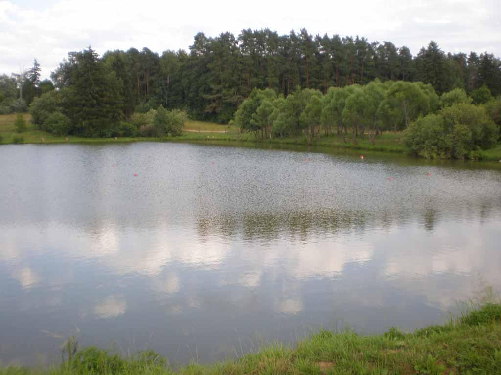 озера для рыбалки в наро-фоминске